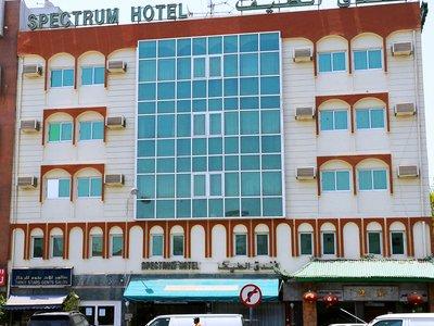 Отель Spectrum Hotel 1* Дубай ОАЭ