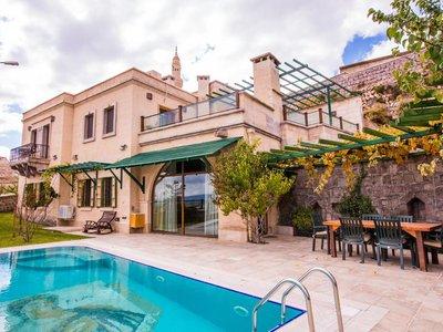 Отель Cappadocia Cave Resort & Spa 5* Каппадокия Турция