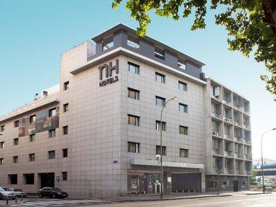 Отель NH Madrid Sur Hotel 3* Мадрид Испания