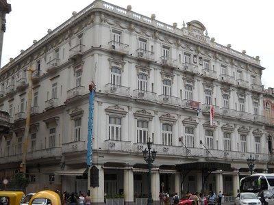 Отель Inglaterra Hotel 4* Гавана Куба