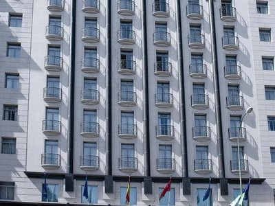 Отель VP Jardin Metropolitano Hotel 4* Мадрид Испания