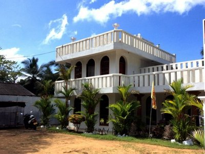 Отель Barasti Beach Resort 2* Ваддува Шри-Ланка