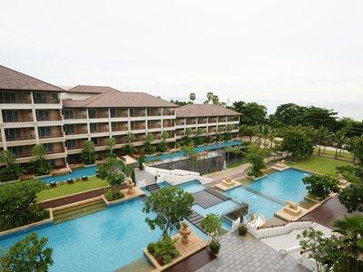 Отель The Heritage Pattaya Beach Resort 4* Паттайя Таиланд