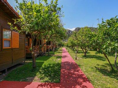 Отель Baris Pension & Bungalows 2* Кемер Турция