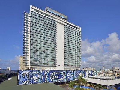 Отель Tryp Habana Libre 5* Гавана Куба