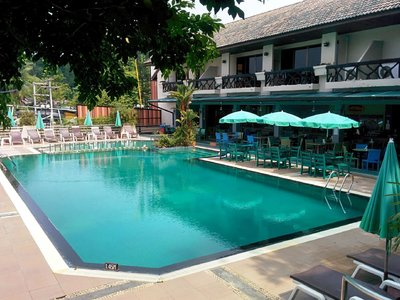 Отель Anyavee Ban Ao Nang Resort 3* Краби Таиланд