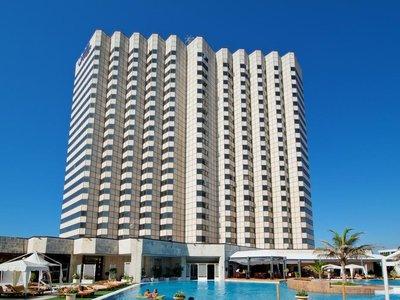 Отель Melia Cohiba Hotel 5* Гавана Куба