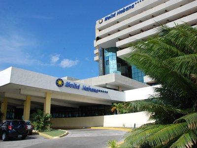Отель Melia Habana Hotel 5* Гавана Куба