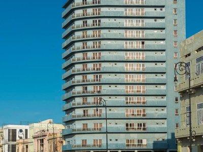 Отель Gran Caribe Deauville Hotel 3* Гавана Куба