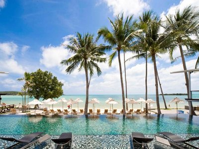 Отель Sareeraya Villas & Suites 5* о. Самуи Таиланд