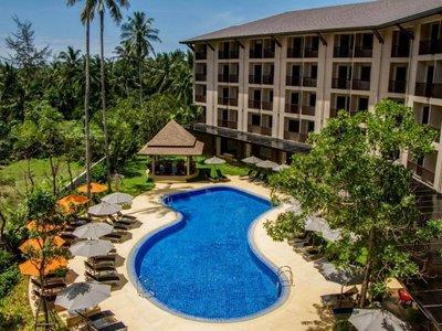 Отель ibis Styles Krabi Ao Nang Hotel 3* Краби Таиланд