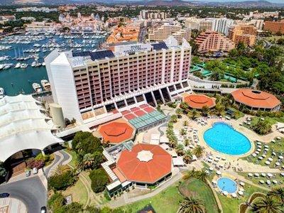 Отель Tivoli Marina Vilamoura Algarve Resort 5* Алгарве Португалия