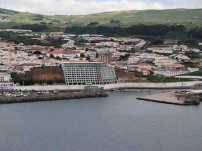 Отель Angra Marina Hotel 5* о. Терсейра Португалия