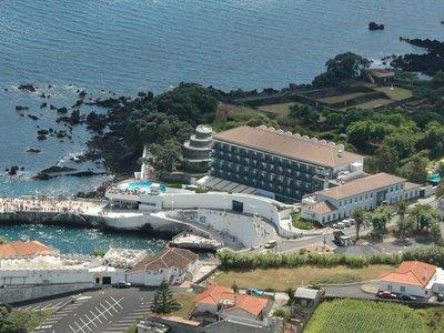 Отель Do Caracol Hotel 4* о. Терсейра Португалия