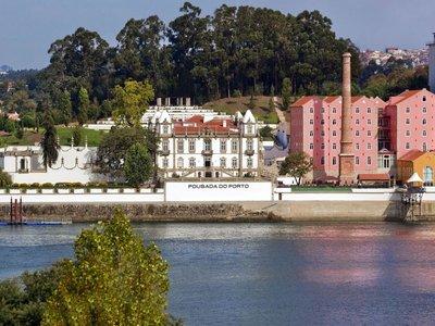 Отель Pestana Palacio do Freixo 5* Порту Португалия
