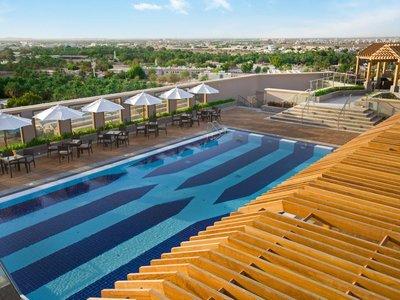 Отель Ayla Grand Hotel 5* Аль Айн ОАЭ