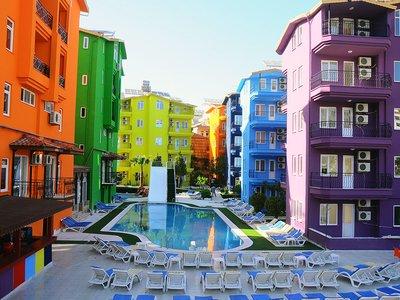 Отель Smile Park Hotel 3* Сиде Турция