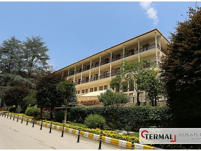 Отель Yalova Termal Hotel 3* Ялова Турция