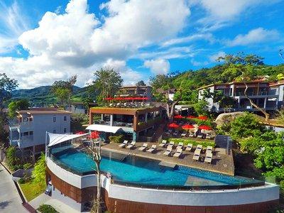 Отель Amari Phuket 4* о. Пхукет Таиланд