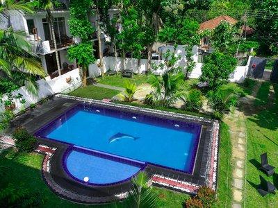 Отель A One Calm Palace 2* Матара Шри-Ланка
