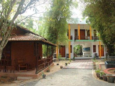 Отель Bamboo Garden 2* Матара Шри-Ланка