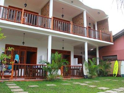 Отель Dilara Resort 2* Матара Шри-Ланка