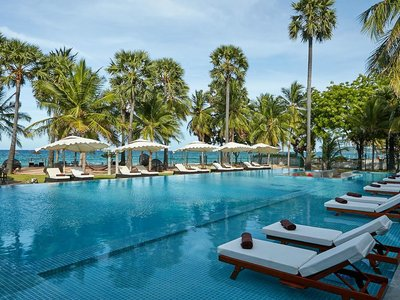 Отель Margosa Bay 5* Тринкомали Шри-Ланка