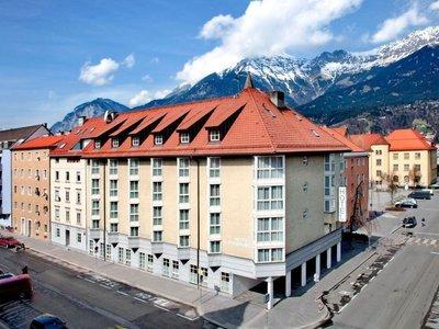 Отель Alpinpark Hotel 4* Инсбрук Австрия