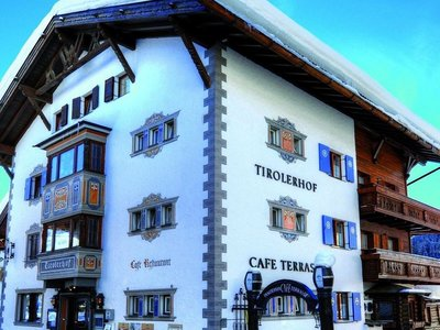 Отель Tirolerhof Serfaus 3* Серфаус Австрия