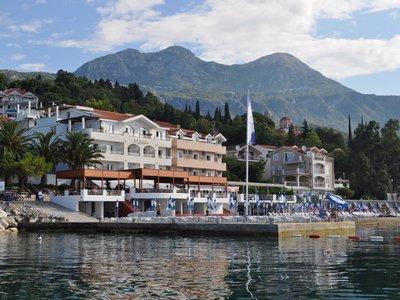 Отель Perla Hotel 4* Герцег Нови Черногория