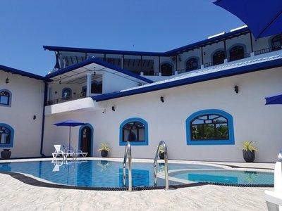Отель Dhammika Magic Palace 3* Ваддува Шри-Ланка