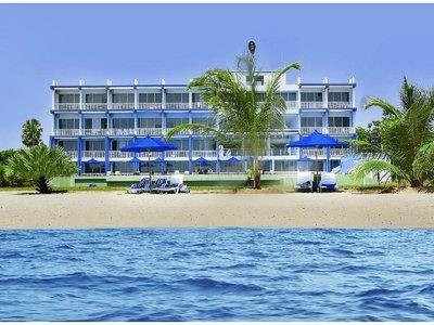 Отель Skandig Beach Resort 4* Тринкомали Шри-Ланка
