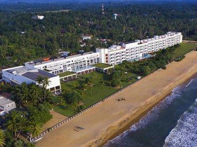 Отель Citrus Waskaduwa 5* Калутара Шри-Ланка