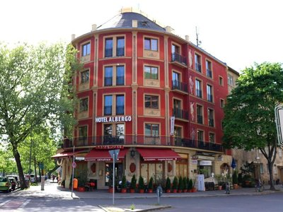 Отель Albergo City Hotel 3* Берлин Германия