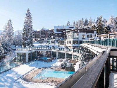 Отель Astoria Resort 5* Зеефельд Австрия