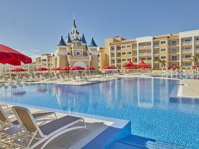 Отель Fantasia Bahia Principe Tenerife 5* о. Тенерифе (Канары) Испания