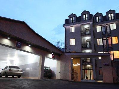 Отель Cascade Hotel 3* Ереван Армения
