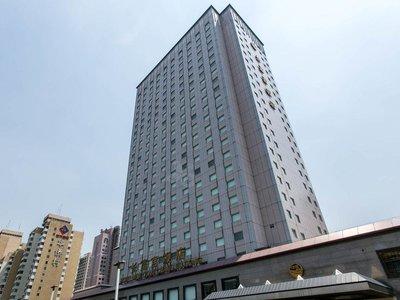 Отель New Otani Chang Fu Gong Hotel 5* Пекин Китай