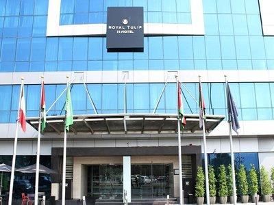 Отель 72 Hotel 5* Шарджа ОАЭ