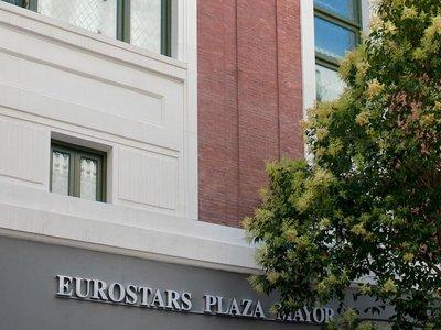 Отель Eurostars Plaza Mayor 4* Мадрид Испания