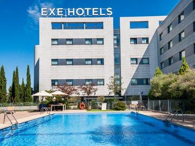 Отель Exe Madrid Norte 4* Мадрид Испания