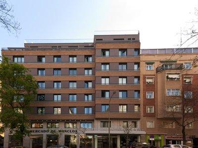 Отель Exe Moncloa 4* Мадрид Испания