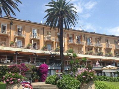 Отель Continental Hotel 4* Лигурийское побережье Италия