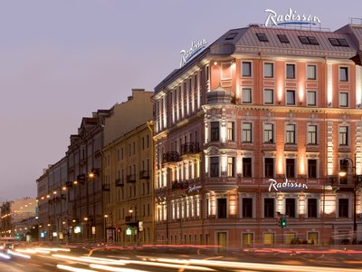 Отель Radisson Sonya Hotel 4* Санкт-Петербург Россия