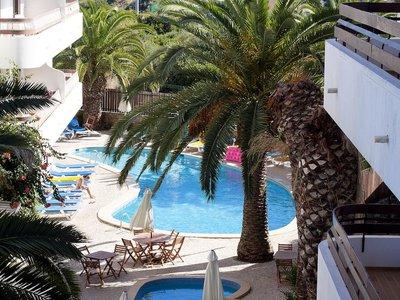Отель Mirachoro II Apartaments Hotel 2* Алгарве Португалия