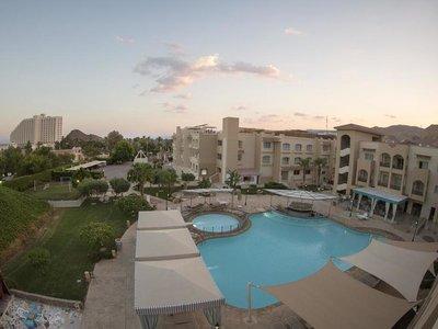 Отель Taba Sands Hotel & Casino 4* Таба Египет