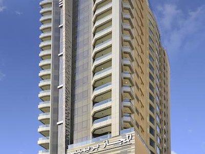 Отель Al Majaz Premiere Hotel Apartments 5* Шарджа ОАЭ
