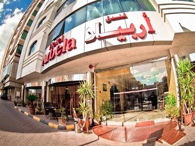 Отель Arbella Boutique Hotel 2* Шарджа ОАЭ