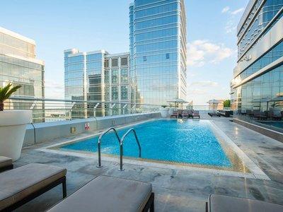 Отель Centro Capital Centre By Rotana 3* Абу Даби ОАЭ