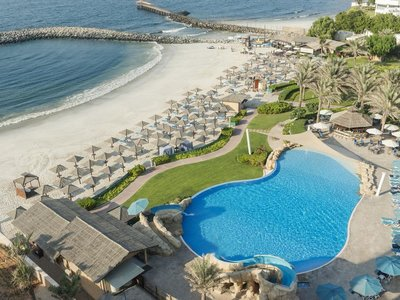 Отель Coral Beach Resort Sharjah 4* Шарджа ОАЭ